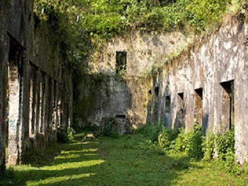 Paseo por Mexico Ruinas de Santa Elena en Xochitlán de Vicente Suárez