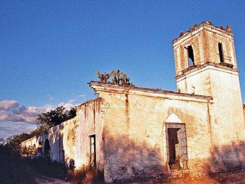 Paseo por Mexico Ex hacienda de Xochitlán Todos Santos