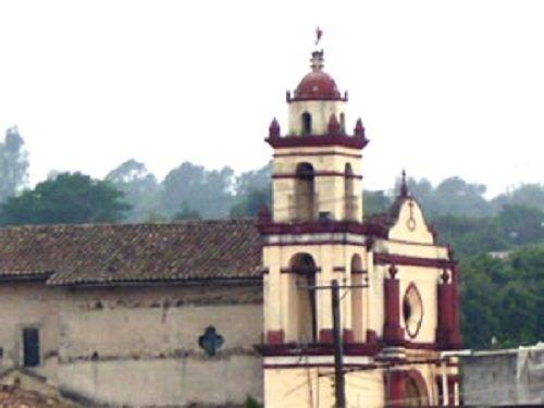 Paseo por Mexico Templo de Santiago Apóstol en Yaonáhuac