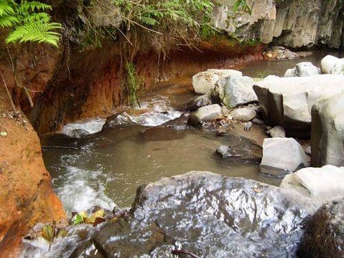 Paseo por Mexico Río de Los Berros en Yaonáhuac