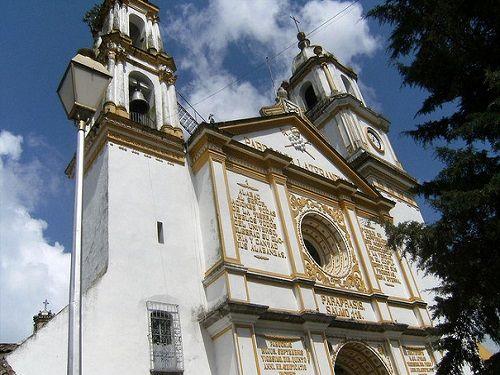 Paseo por Mexico Parroquia Lateranense de San Pedro Apóstol en Zacapoaxtla