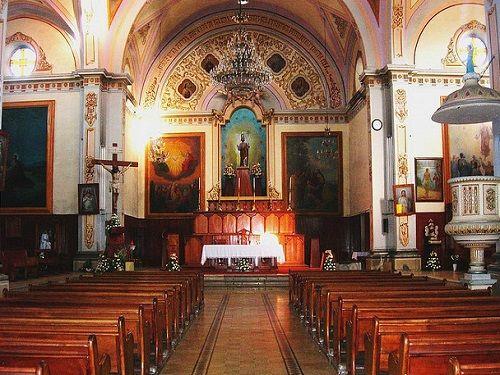 Paseo por Mexico Interior de Parroquia Lateranense de San Pedro Apóstol en Zacapoaxtla