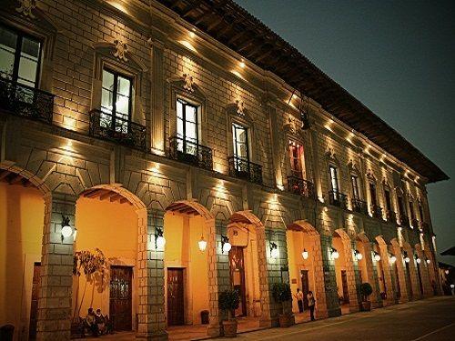 Paseo por Mexico Palacio Municipal Zacapoaxtla