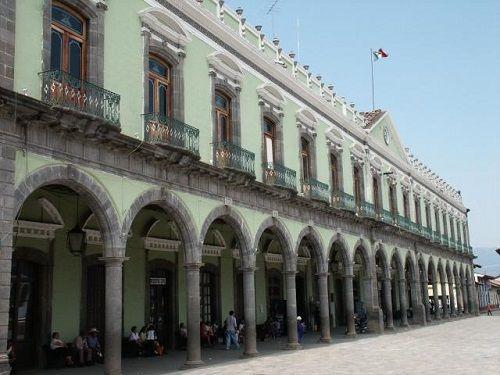 Paseo por Mexico Palacio Municipal de Zacatlán