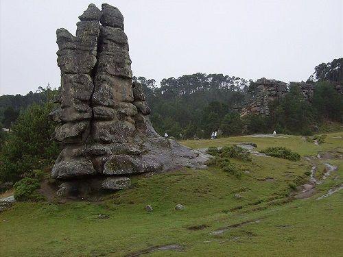 Paseo por Mexico Valle de piedras encimadas en Zacatlán