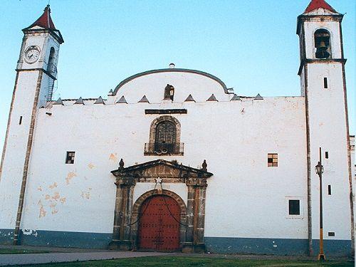 Paseo por Mexico Ex convento franciscano de Zacatlán