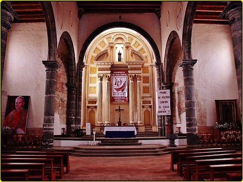 Paseo por Mexico Interior de Ex convento franciscano de Zacatlán