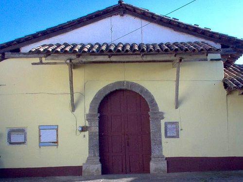Paseo por Mexico Capilla de la Candelaria en Zacatlán