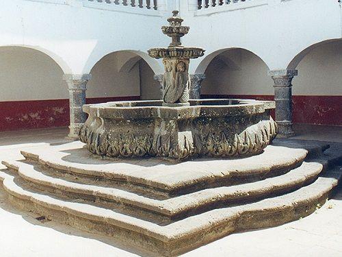 Paseo por Mexico Casa de la Cultura en Zacatlán