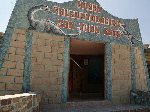 Paseo por Mexico Museo Paleontológico de Zapotitlán