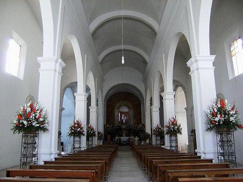 Paseo por Mexico Interior de Parroquia de Santa Maria del Pilar en Zaragoza
