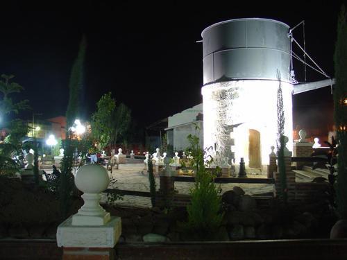 Paseo por Mexico Parque La Estación en Zaragoza