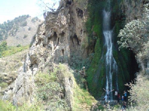 Paseo por Mexico Cascada El Salto Emilio Carranza en Zautla