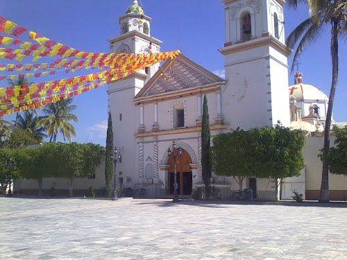Paseo por Mexico Iglesia Parroquial dedicada a San Sebastián en Zinacatepec