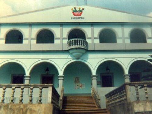 Paseo por Mexico Palacio Municipal de Zoquiapan
