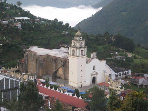 Paseo por Mexico Iglesia de San Pablo en Zoquitlán