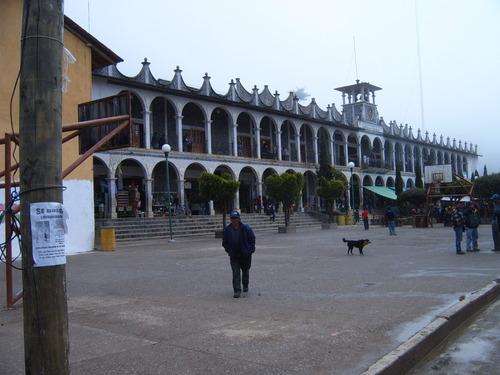 Paseo por Mexico Palacio Municipal de Zoquitlán