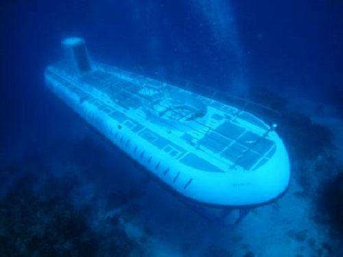 Paseo por Mexico Viaje en Submarino Cancun en Benito Juárez