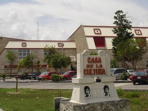Paseo por Mexico Casa de la cultura de Cancún en Benito Juárez