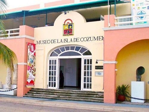 Paseo por Mexico Museo de la Isla de Cozumel