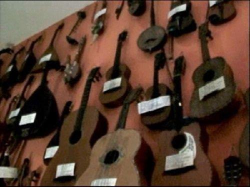 Paseo por Mexico Museo de Instrumentos Musicales de Cozumel