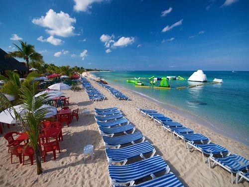 Paseo por Mexico Playa Mr. Sancho s en Cozumel