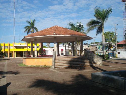 Paseo por Mexico Kiosco de Felipe Carrillo Puerto