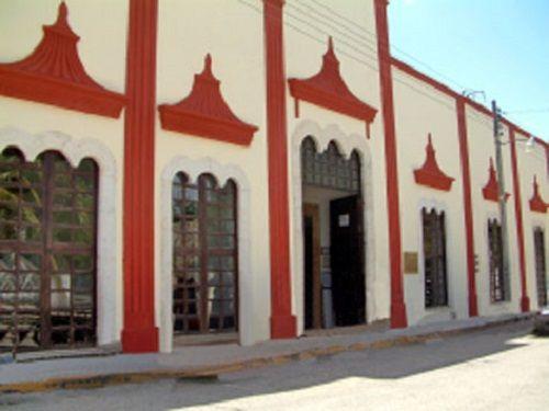 Paseo por Mexico Museo de la Guerra de Castas de Tihosuco en Felipe Carrillo Puerto
