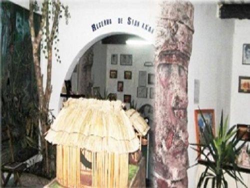 Paseo por Mexico Museo Jardín U Naajil K-Noolo on Santa X Báalam Naj en Felipe Carrillo Puerto
