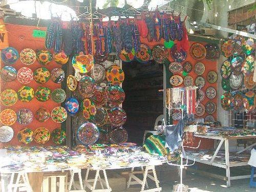 Paseo por Mexico Centro de Isla Mujeres