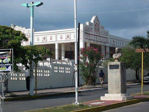 Paseo por Mexico Centro Cultural de las Bellas Artes de Othón P. Blanco
