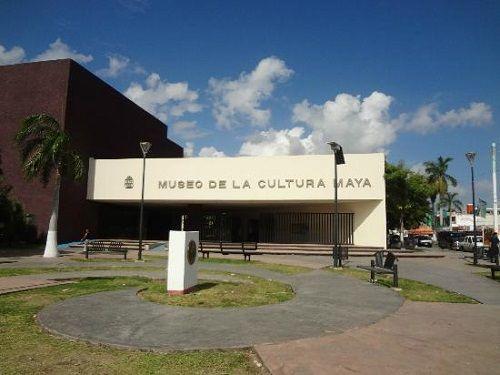 Paseo por Mexico Museo de la Cultura Maya en Othón P. Blanco