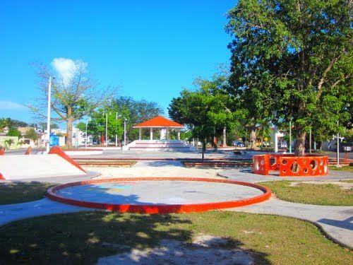 Paseo por Mexico Parque del queso en Othón P. Blanco