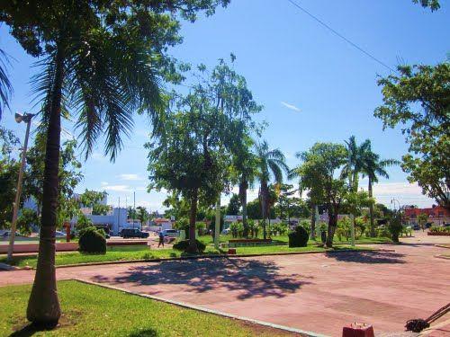 Paseo por Mexico Parque de la Alameda en Othón P. Blanco