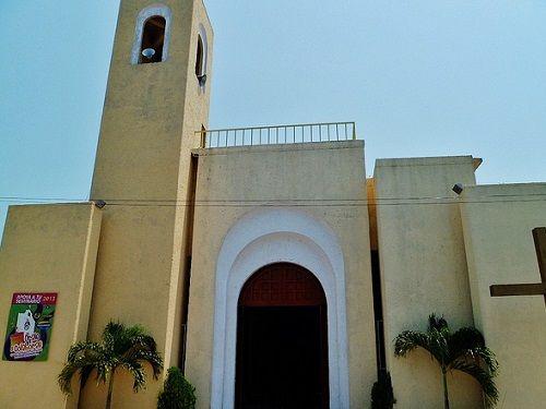 Paseo por Mexico Catedral de Chetumal en Othón P. Blanco