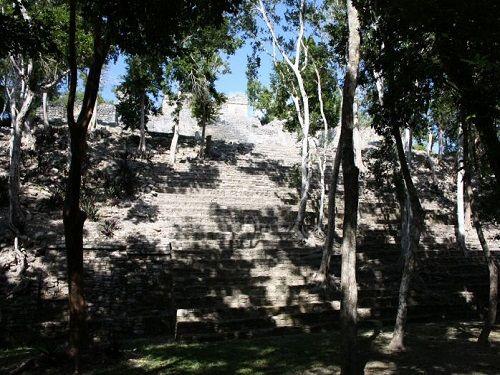 Paseo por Mexico Zona Arqueológica de Kinichná en Othón P. Blanco