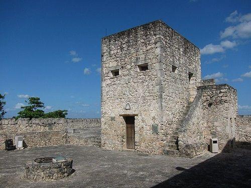 Paseo por Mexico Fuerte de San Felipe Bacalar en Othón P. Blanco