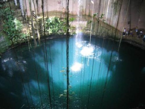 Paseo por Mexico Zona de Cenotes en Solidaridad