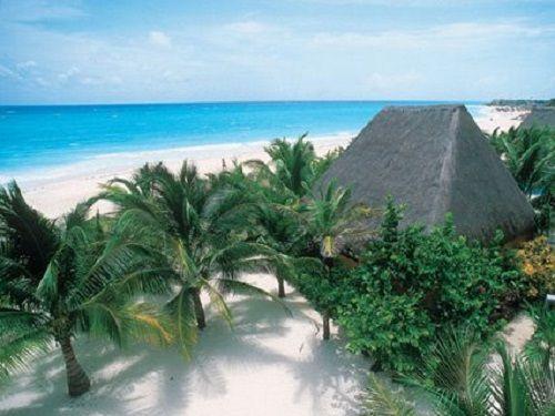 Paseo por Mexico Playa Shangri-La en Solidaridad