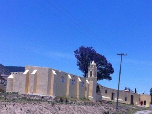 Paseo por Mexico Hacienda Vista Hermosa en Altzayanca
