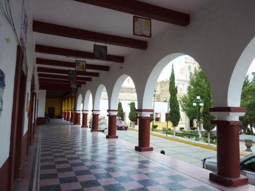 Paseo por Mexico Portales de Altzayanca