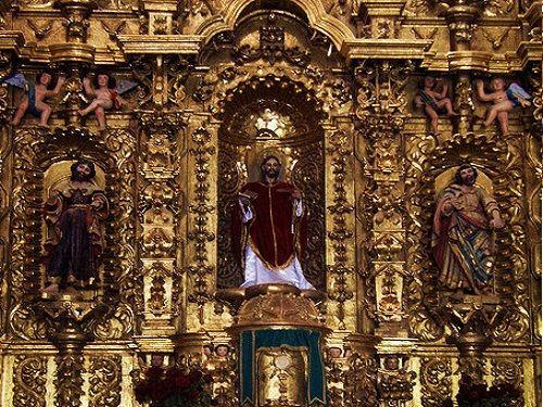 Paseo por Mexico Interior de Parroquia de San Bernabé en Amaxac de Guerrero
