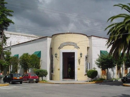 Paseo por Mexico Centro Cultural de Apizaco