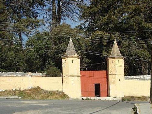 Paseo por Mexico Fábrica de Hilados, Tejidos y Estampados San Luis en Apizaco