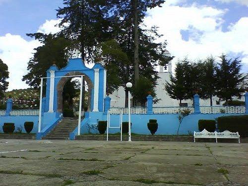 Paseo por Mexico Convento de San Juan Bautista en Atlangatepec