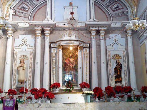 Paseo por Mexico Interior de Convento de San Juan Bautista en Atlangatepec