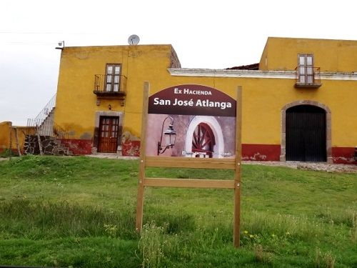 Paseo por Mexico Hacienda San José Atlanga en Atlangatepec