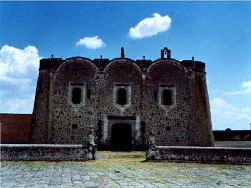 Paseo por Mexico Hacienda San Nicolás El Grande en Benito Juárez