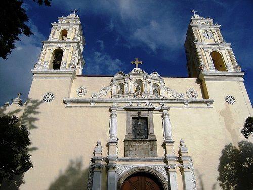 Paseo por Mexico Convento de San Simón y San Judas y Parroquia de San Antonio de Padua en Calpulalpan