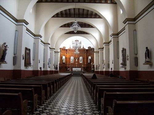 Paseo por Mexico un poco mas del Convento de San Simón y San Judas y Parroquia de San Antonio de Padua en Calpulalpan